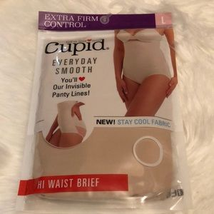 NWT Cupid Extra Firm Control Cooling HiWaist Brief